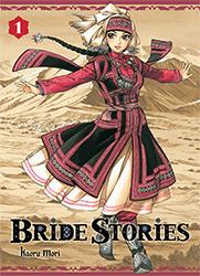 Bride stories T1 - Kaoru Mori