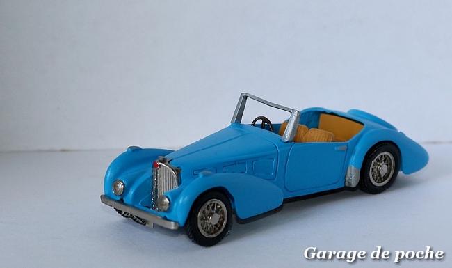 Bugatti Type 57 Atalante cabriolet 1937