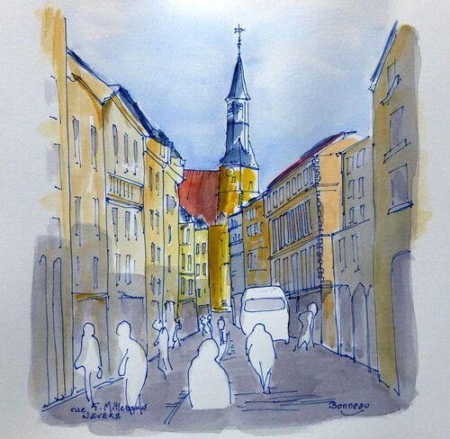 Rue Mitterrand