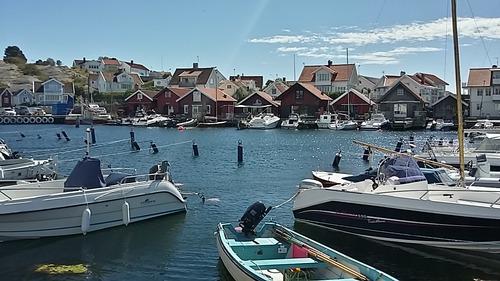 De Oslo à Malmo