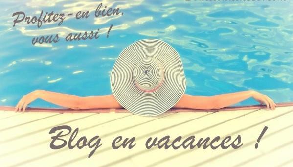 """Résultat de recherche d'images pour """"blog en pause d'été"""""""