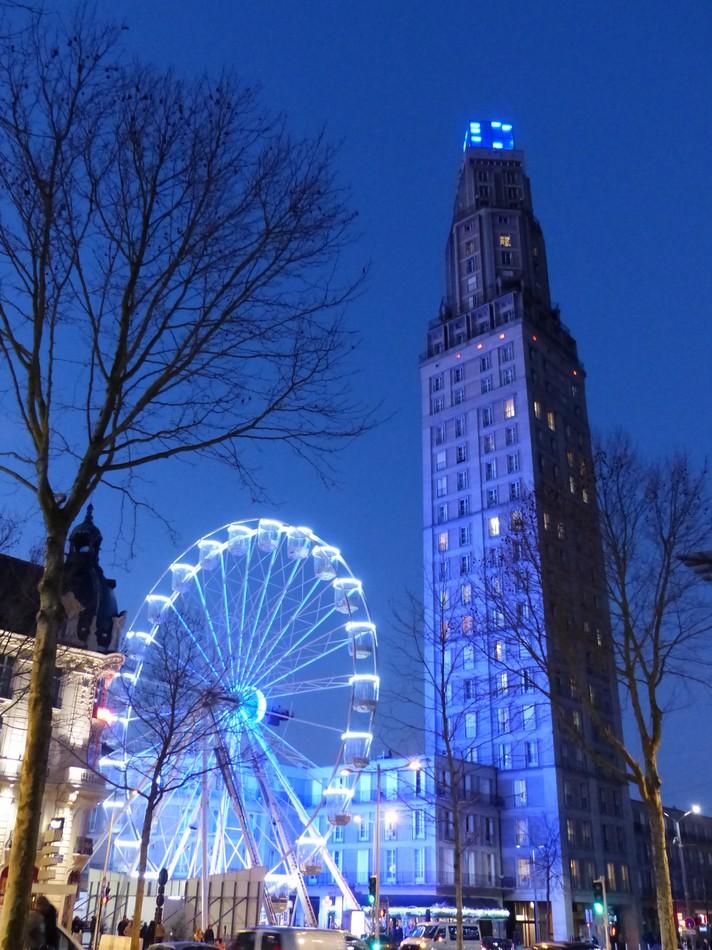 Amiens en couleur