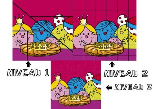 puzzles monsieur et madame