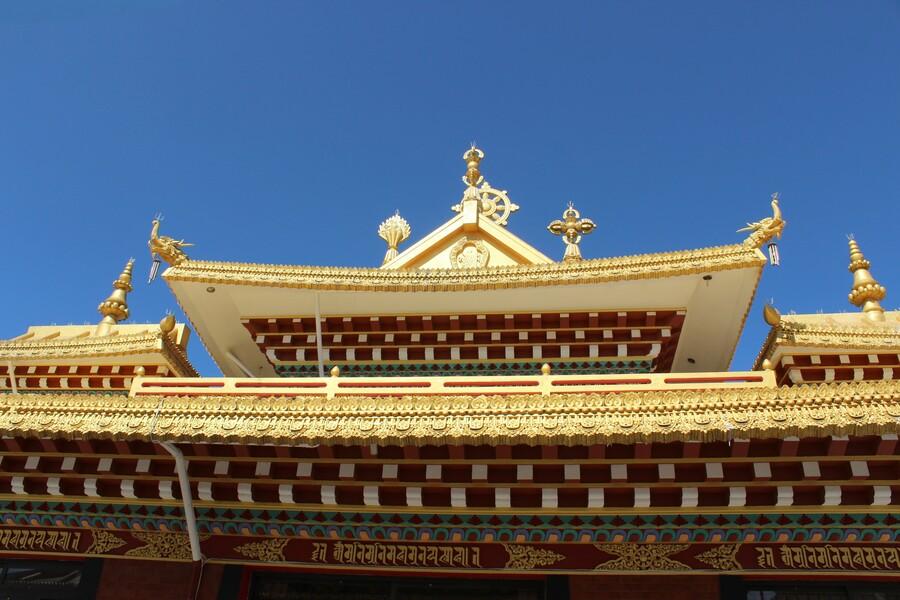 Namo Buddha  - Népal