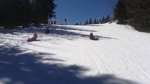 Sortie neige PS/GS