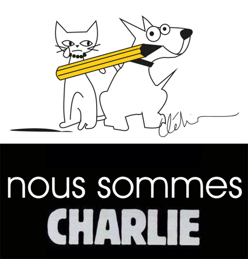 ► Nous sommes Charlie