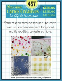 Passion Cartes Créatives #457