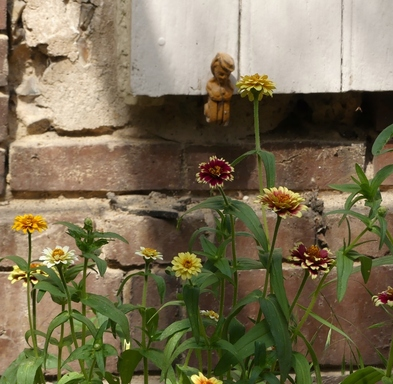Garden party au Chas Fouineur...