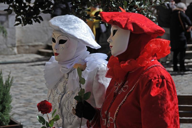 Le Carnaval vénitien d'Annecy 2019 (#1)