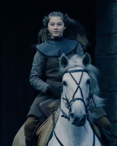 Fashion spoiler sur Lyanna Stark saison 6