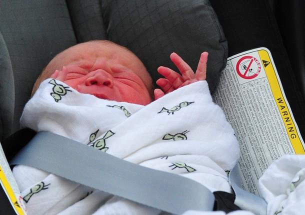 Le bébé royal