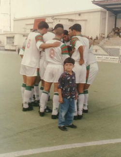 Septembre 1992  Amical MCA-CRB