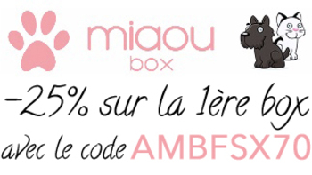 La Miaoubox - Octobre 2015