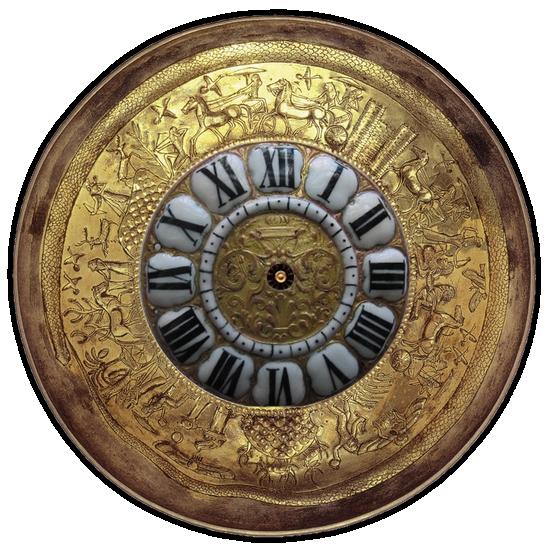 Cadrans d'horloge