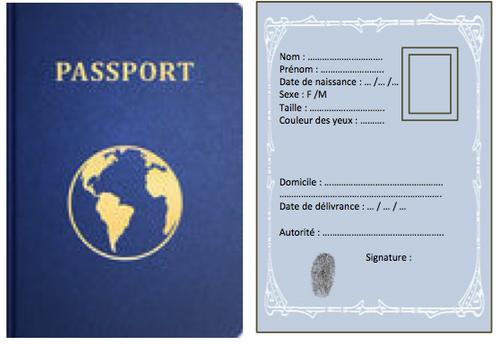 Notre passeport pour le carnet du voyageur