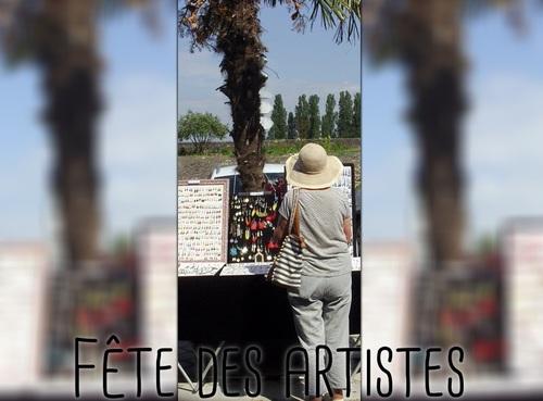 Fête des artistes à Amboise le 9 juin 2018