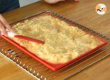 Etape 2 - Roulé de pommes de terre à la Raclette de Savoie et au jambon