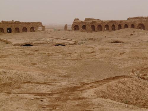 la ville fortifiée de Résafé; suite et fin;