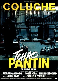 TCHAO PANTIN BOX OFFICE FRANCE 1983