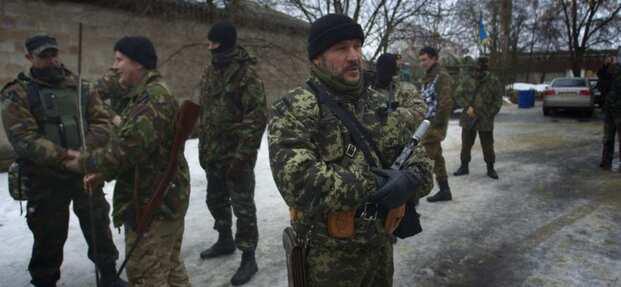 L'Empire du Chaos s'installe en Europe. L' État islamique en Ukraine.