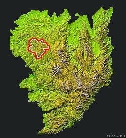 Plateau des Millevaches : balade moto d'Automne