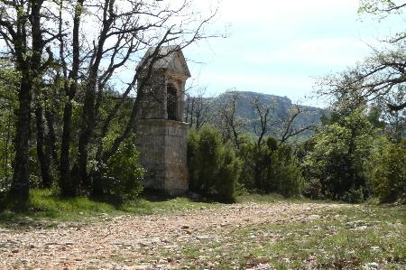 Le plan d'Aups : la grotte Sainte Marie-Madeleine