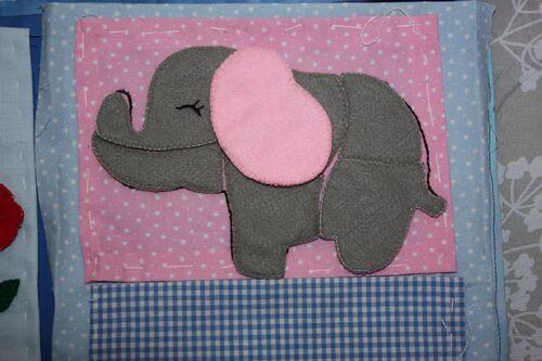 puzzle éléphant