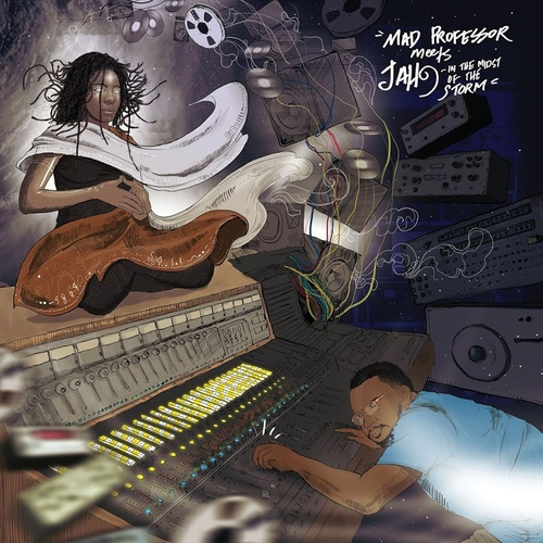 Mad Professor Meets Jah9 - In The Midst Of The Storm (2017) [Reggae Dub]