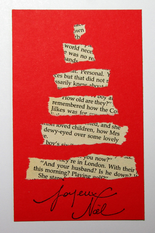 Carte Joyeux Noël n°2