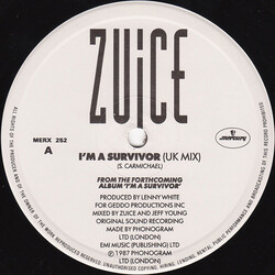 Zuice - I'm A Survivor (UK Mix)