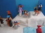 Biennale de la sculpture, à l'école, cette fois-ci ! (3)