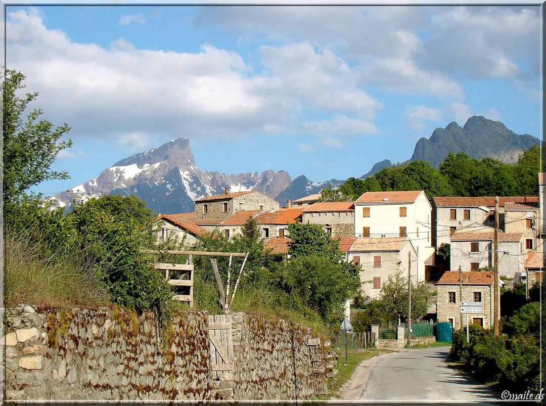 Petits villages corses (3) Casamaccioli
