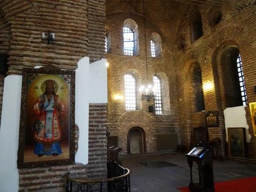 Sofia: autour de l'église Zainte Sophie (photos)