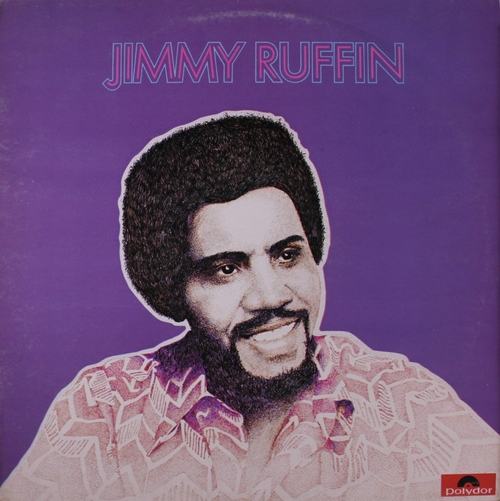 "Jimmy Ruffin : Album "" Jimmy Ruffin "" Polydor Records 2383-240 [ UK ]"