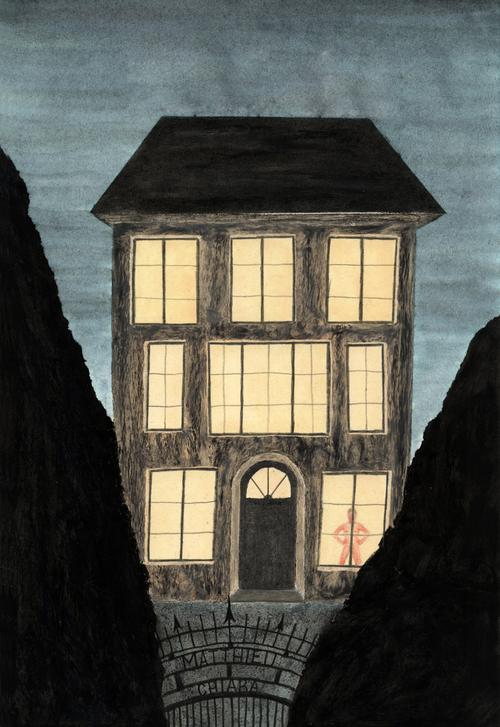 La maison de Matthieu Chiara
