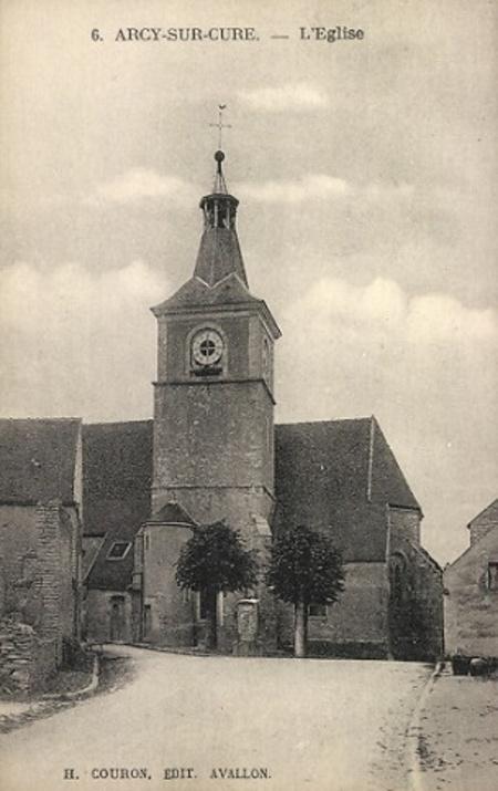 Famille Leblanc Arcy-sur-Cure (89)