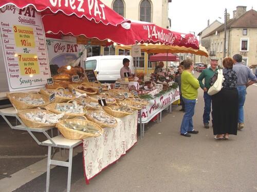 La fête de la pomme à Laignes