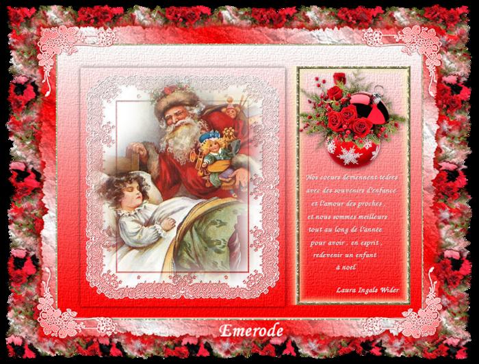 Santas Christmas Visit