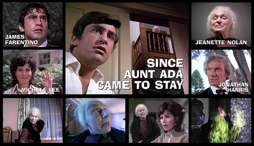 Since Aunt Ada Came to Stay (S2E3)