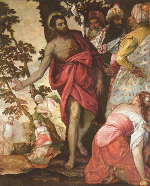 Neuvaine à saint Jean-Baptiste