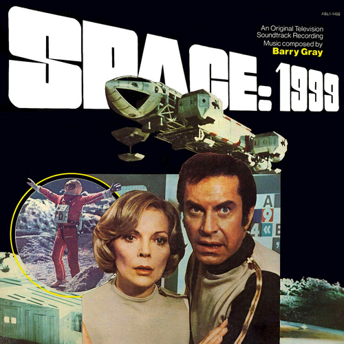 Barry Gray - Space 1999 (1975)