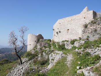 Le château des Pontevès