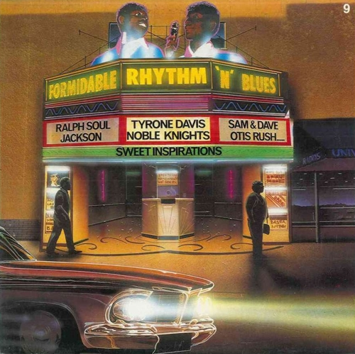 "Série "" Formidable Rhythm & Blues Vol 10 "" Atlantic Records 940009 [ FR ]"