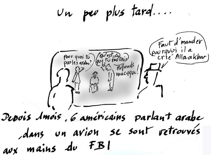 phobies du terrorisme