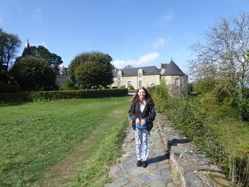 Rochefort en Terre,Morbihan, Bretagne
