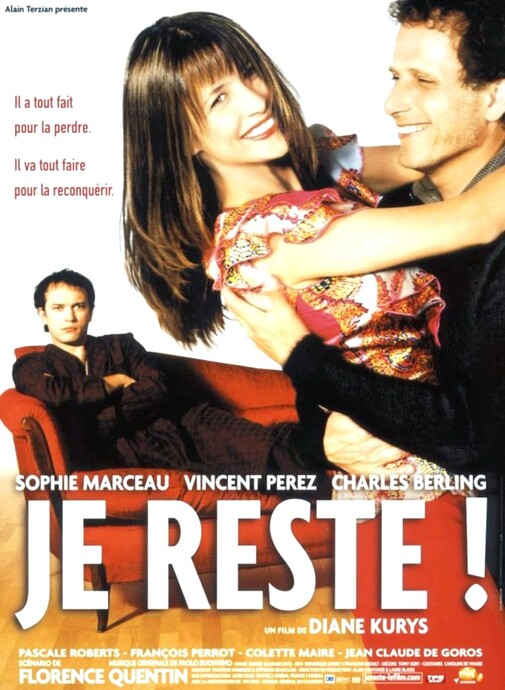 JE RESTE BOX OFFICE FRANCE 2003