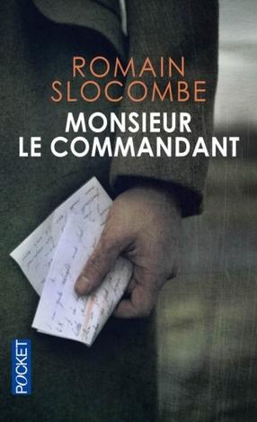 Bilan lecture du mois de mai, monsieur le commandant, romain slocombe, lecture voyages sur un mot roman avis littéraire chronique livre