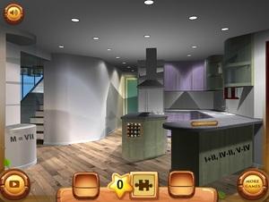 Jouer à Modern mansion escape