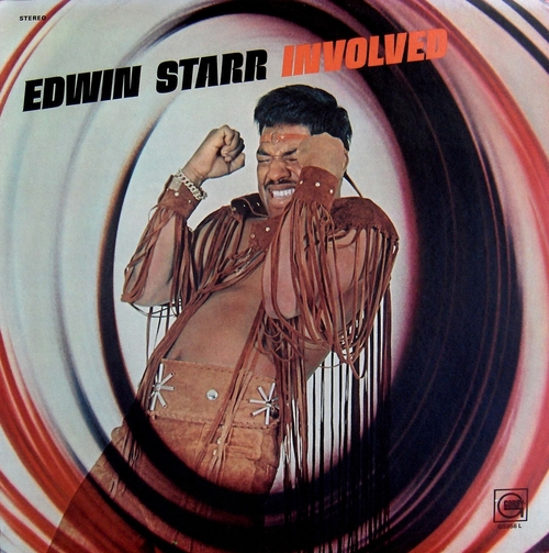 "Edwin Starr : Album "" Involved "" Gordy Records GS 956 L [ US ]"