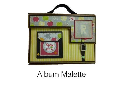 Album Malette